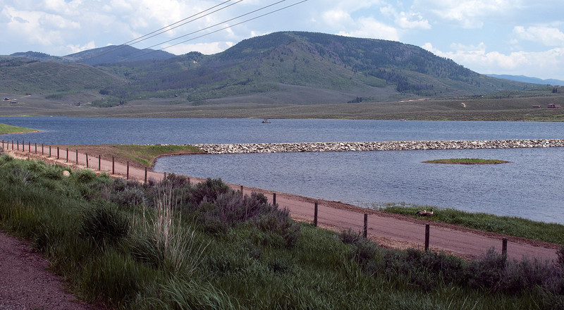 Stagecoach Resevoir