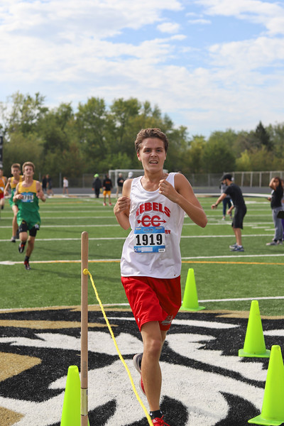 Oak Forest Cross Country Mad Dash