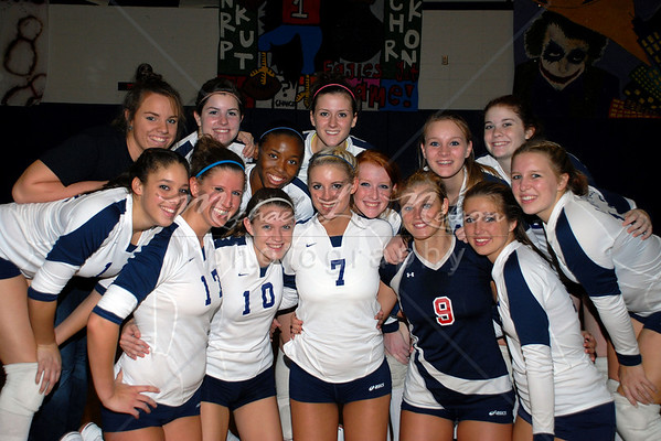Oak Mountain Girls Volleyball