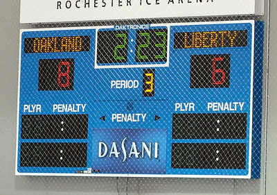 Nov 20, 2008 vs Liberty