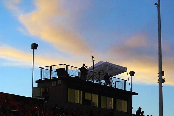 Oakridge vs Vacaville, September 21, 2012