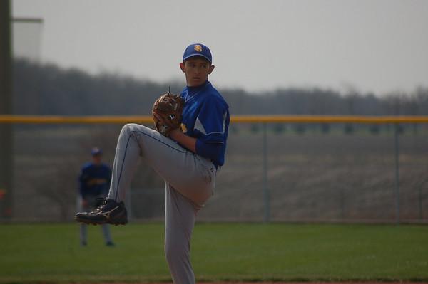 Oathe NW JV baseball 2008