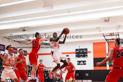 Occidental Men's Basketball vs Caltech