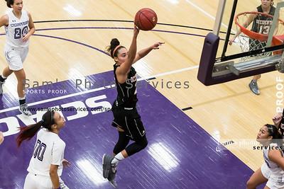 Occidental Women's Basketball vs Whittier College