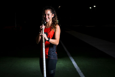 Occidental College Athletics Spring Sport Portraits Session 2