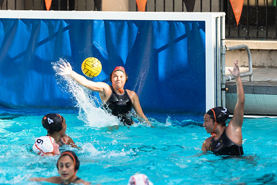 Occidental College Women's Water Polo vs Caltech