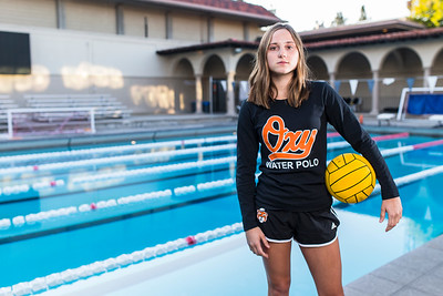 Occidental College Athletics Spring Sport Portraits Session 2