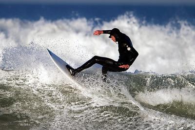 Ocean Beach Jan 13-14 2012
