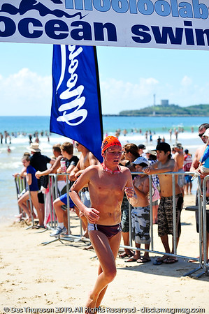 Mooloolaba Ocean Swim 27 March, 2010