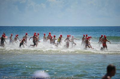 GO! - Mooloolaba Ocean Swim 27 March, 2010
