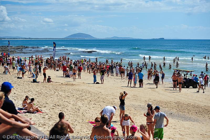 Mooloolaba Ocean Swim 27 March, 2010