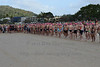 """Start / """"GO!"""" - 2012 Eyeline 1000 Noosa Ocean Swim, Noosa Heads, Sunshine Coast, Queensland, Australia. Camera 1. Photos by Des Thureson. - The images in this gallery have not been edited / cropped. If you purchase* a print or download, these images will be edited / corrected / cropped before being sent out. *Ordering will be via disci.photoshelter.com or via email. Thanks, Des."""