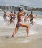 "Emma Jackson - Mooloolaba Ocean Swim - Mooloolaba Multi Sport Festival Super Saturday, 15 March 2014. Camera 2 - Mooloolaba, Sunshine Coast, Queensland, Australia. Photos by Des Thureson - <a href=""http://disci.smugmug.com"">http://disci.smugmug.com</a>"