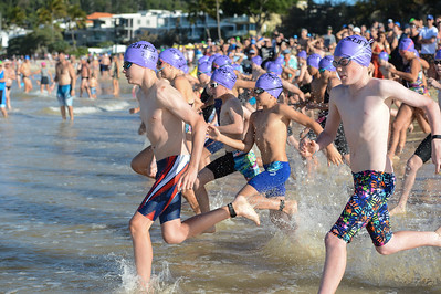 2018 Titan Noosa 1000 Ocean Swim - Noosa Ocean Swim, Noosa Heads, Sunshine Coast, Queensland, Australia, 2 November. Photos by Des Thureson - disci.smugmug.com