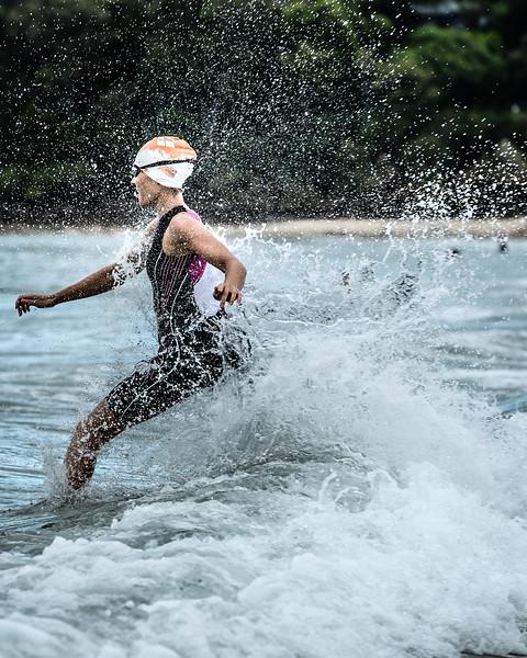 """Gritty Detailed Effect"" - 2015 Arena Noosa 1000 Ocean Swim, Noosa Heads, Sunshine Coast, Queensland, Australia, 30 October. Photos by Des Thureson - disci.smugmug.com"