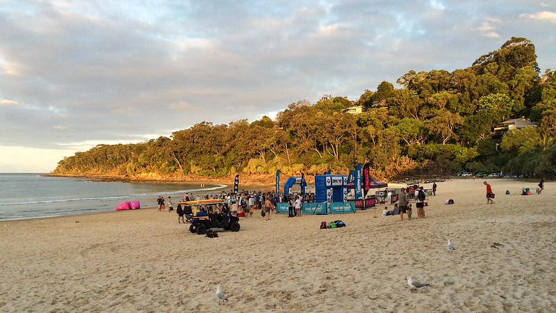 Phone picture - Noosa Main Beach & Laguna Bay - Noosa Heads, October 2015 - misc and phone pics.