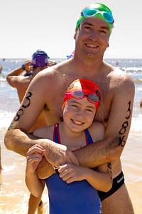 2012 Mooloolaba Ocean Swim; Mooloolaba, Sunshine Coast, Queensland, Australia; 24 March 2012. Photos by Des Thureson - http://disci.smugmug.com.  (My apologies - an incorrect setting on the camera meant these 3 pics were not as good as hoped :).)