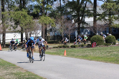 Shamrock Crit: Dean's flyer nets 2nd place