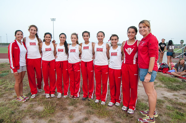 October 20, 2012 - Varsity Cross Country - Girls_LG