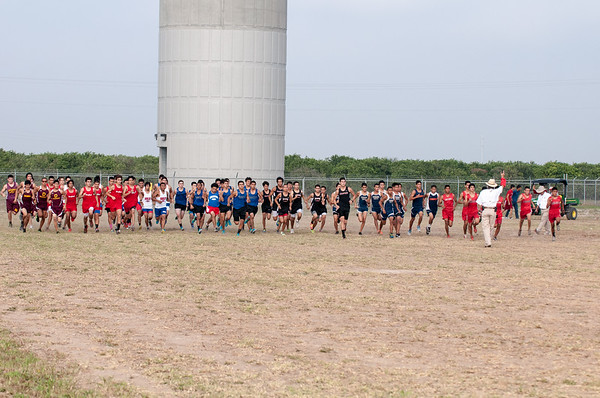 October 20, 2012 - JV Cross Country