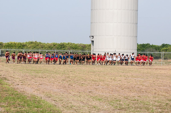 October 20, 2012 - Varsity Cross Country