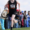 Altamont's Andrew Sharp finished seventh in Oct. 27's cross country sectional.
