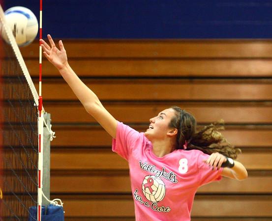 Kokomo vs Eastern volleyball