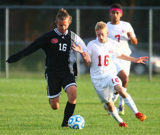 KHS vs Logansport soccer