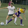 Alex Wendt shields off a Guerin Catholic player on Thursday.