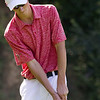 Effingham's Callaway Smith prepares to chip at Charleston Country Club.