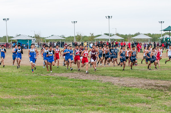 October 27, 2012 - JV Cross Country