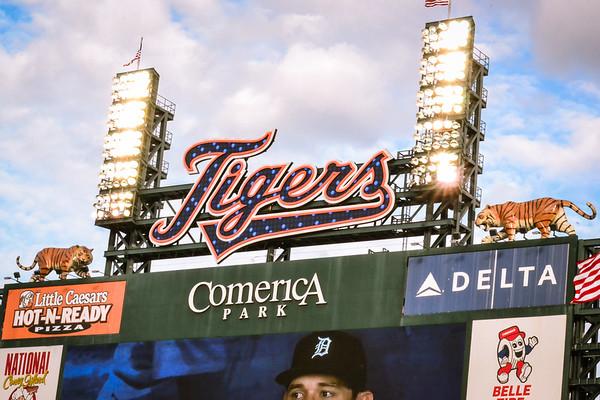 Detroit Tigers October 5, 2014