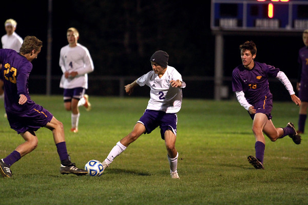 10-19-13<br /> Northwestern vs. Guerin Catholic Regional title game<br /> <br /> KT photo | Kelly Lafferty