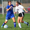 10-2-13<br /> Kokomo vs. Western girls soccer<br /> <br /> KT photo | Kelly Lafferty