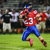 10-4-13<br /> Kokomo vs. Logansport football<br /> Kokomo's Louis Ascencio<br /> KT photo | Kelly Lafferty