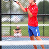 10-3-13<br /> Tennis sectional<br /> Kokomo 1 singles Craig Simon<br /> KT photo | Kelly Lafferty