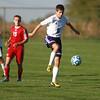 10-9-13<br /> Northwestern vs. Rossville soccer<br /> <br /> KT photo | Kelly Lafferty