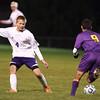 10-19-13<br /> Northwestern vs. Guerin Catholic Regional soccer game<br /> <br /> KT photo   Kelly Lafferty
