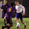10-19-13<br /> Northwestern vs. Guerin Catholic Regional soccer game<br /> <br /> KT photo | Kelly Lafferty