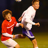 10-17-13  --  Regional Boys Soccer Northwestern vs Western Boone HS<br /> <br />   KT photo | Tim Bath