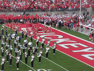 Ohio State football game Sept 2, 2010