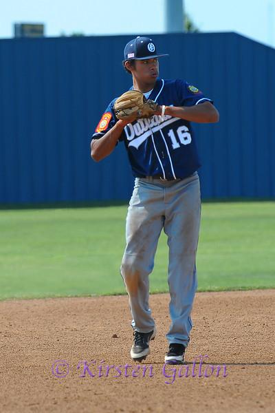 Shortstop Alex Polston
