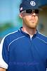 Pitching coach Shane Hawk