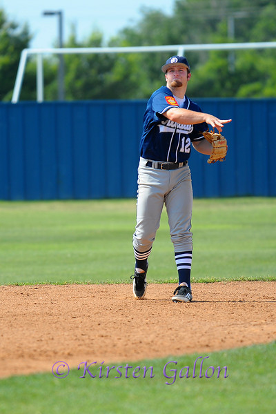 Second Baseman Taylor Hawkins.