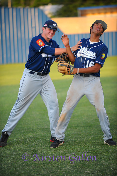 Kaleb Matthews and Alex Polston.
