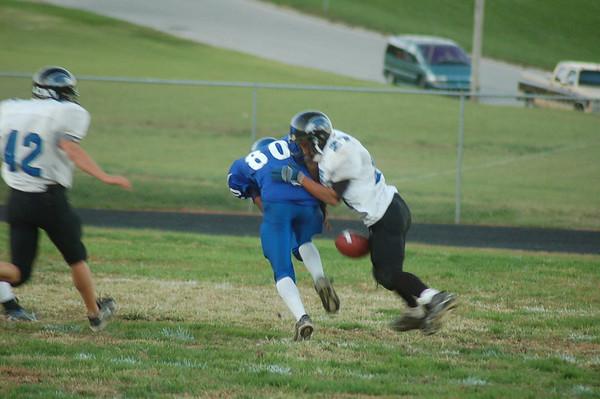 Olathe NW vs. Leavenworth Jr. Varsity 07