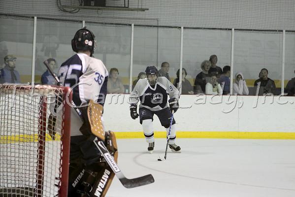 ODU 2009 Men's Hockey vs Gulls 10.03