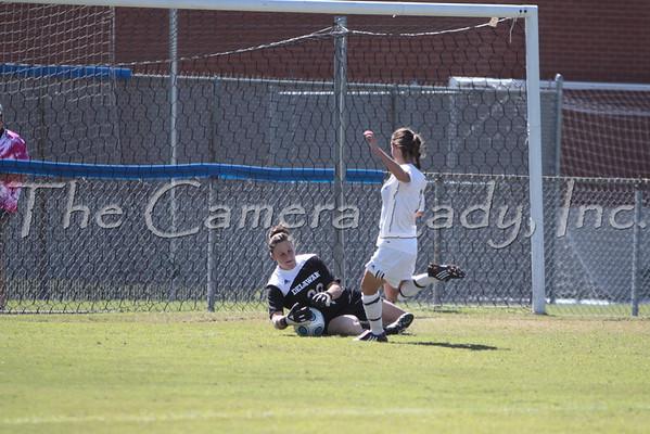 ODU 2009 Women's Soccer vs Delaware 10.04