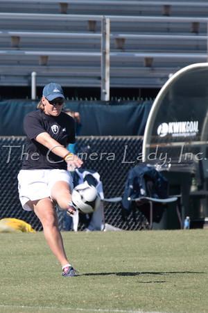 ODU 2010 Woman's Soccer vs HU 10.17