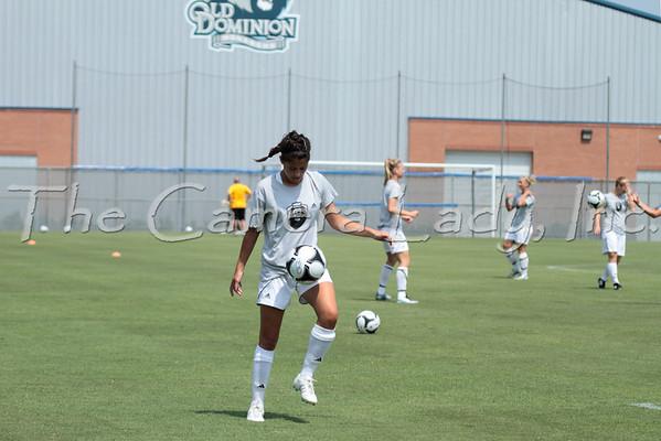 ODU 2011  Women's Soccer vs ASU 09.04